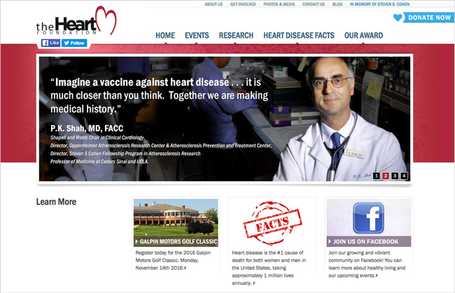 the-heart-foundation-US