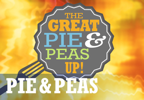 The Great Pies and Peas Up!