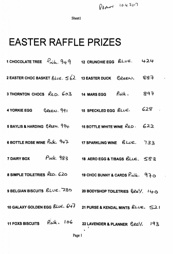 Easter Raffle results_Page_1