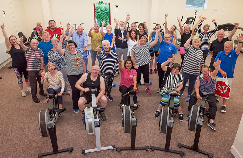 Barnsley Long Term Exercise Group