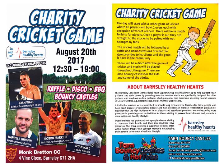 Monk Bretton Cricket Club