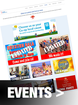 All our Events