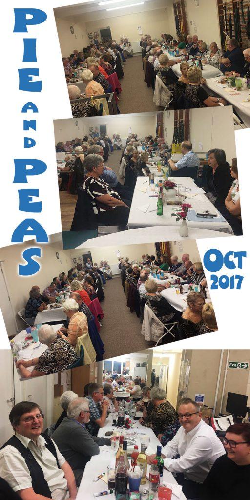 Pie and Peas Oct 2017