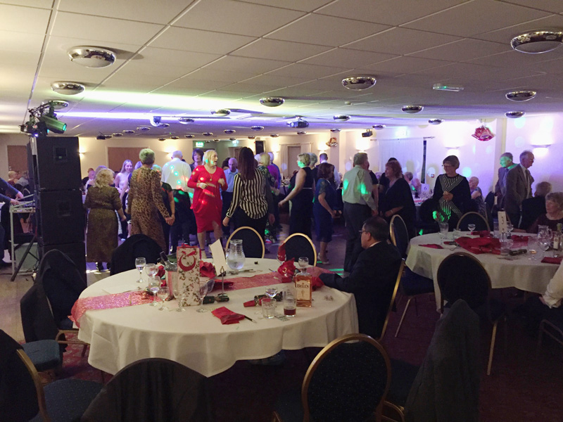 Barnsley LTE Christmas Dinner and Dance